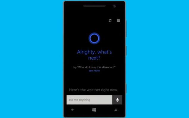 Windows 9はSiriのような音声アシスタントを搭載?