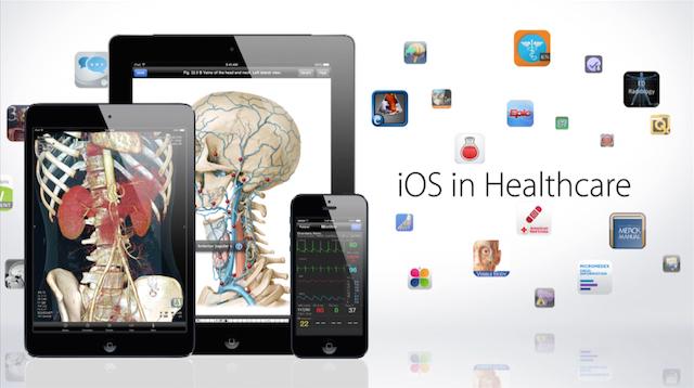 ヘルスケアに関わる人へ。公式iBooks「iOS in Healthcare」登場