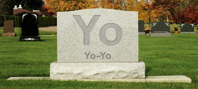 あの「Yo」はもう「いない」