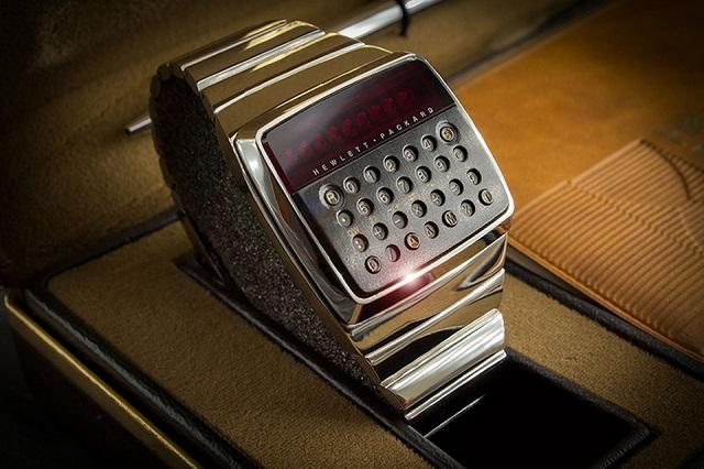 HPが1977年に製造した初のスマートウォッチを振り返ってみよう