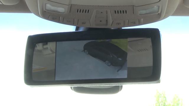 車の周りの状況を360度確認できるASL360