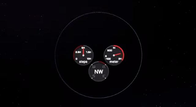 円形がトレンドに? LGが丸いスマートウォッチ「G Watch R」