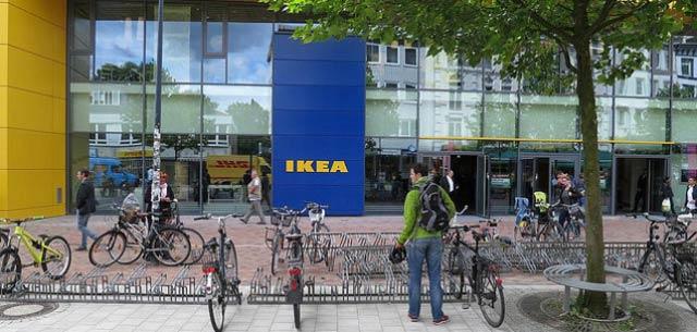 IKEAの新たな方向性、街中に店舗オープン
