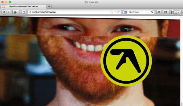 エイフェックス・ツイン、新作アルバムの情報を深層Webで公開
