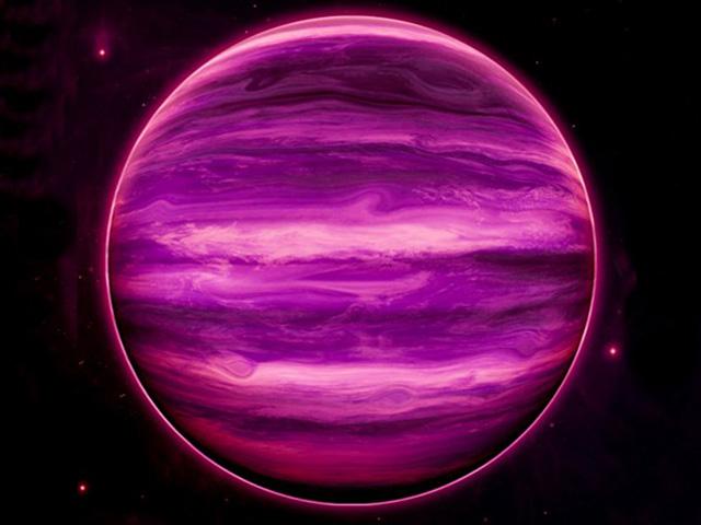 太陽系外で初めて水雲が見つかる