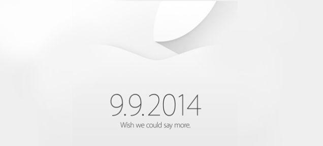 【速報】アップルが現地時間9月9日にiPhone発表会を開催!