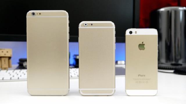 【噂】アップルの発表会では、大きいiPhoneは発表されない?