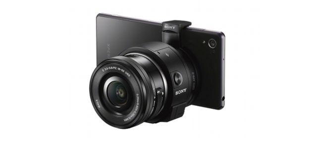 APS-Cになったレンズカメラ最新機種「QX1」と光学30倍ズーム搭載「QX30」