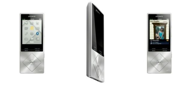 SONYの新しいハイレゾ対応オーディオプレイヤ「Walkman NWZ-A17 」