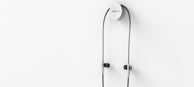ダンサー向け? Beats by Dre共同創設者がネックレス型ヘッドフォンRoam Ropes発売へ