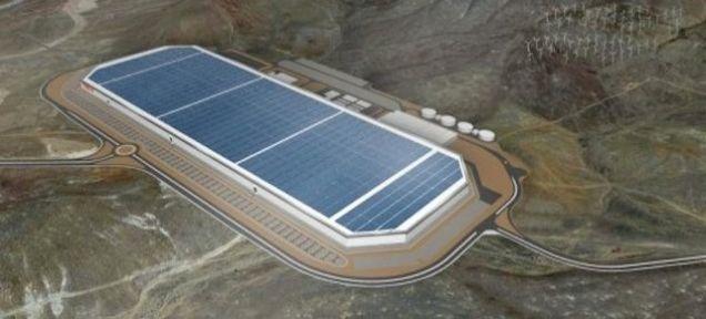 テスラ社のEV用バッテリ工場、設置先はネバダ州に決定の模様