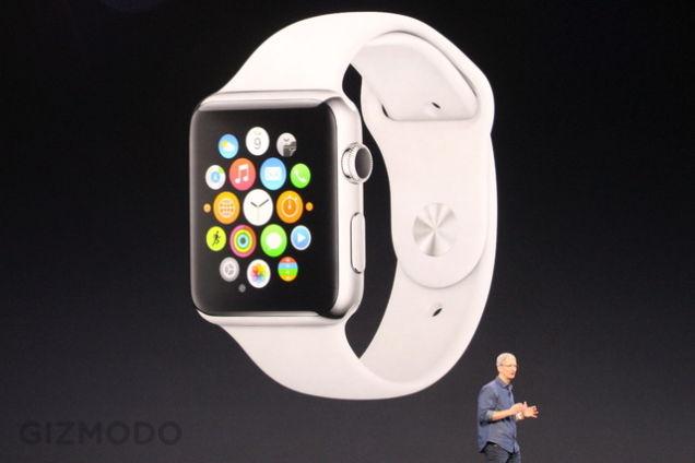 アップル初のウェアラブル、Apple Watchは3モデル構成