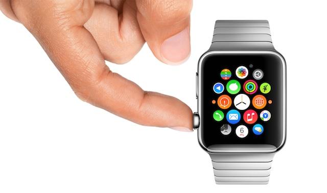 Apple Watchは左利きの人でも大丈夫みたい