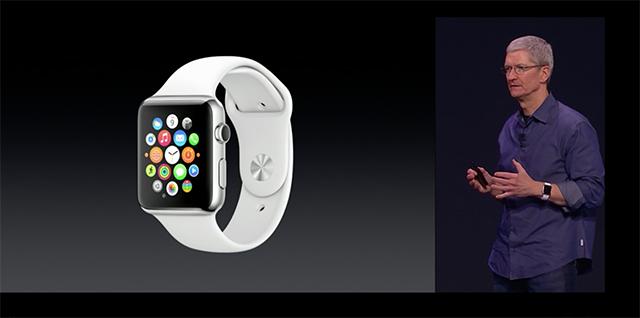 【速報】久々の「One more thing」から来た! アップルがApple Watchを正式発表