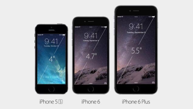 iPhone 6とiPhone 6 Plusの周波数帯で現状わかること=ものすごい実力を秘めている