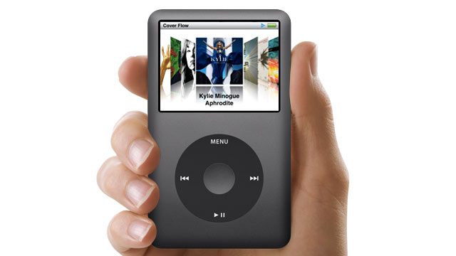 iPod Classicが消えたのは、パーツ調達不可が理由