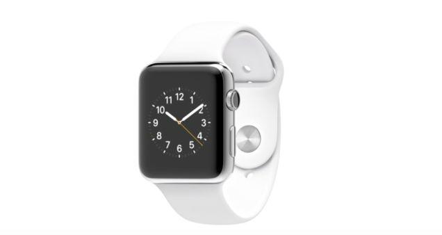 おおっ、Apple Watchは非接触充電を採用