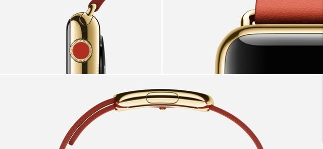 18金のApple Watch Editionは約13万円になるかもしれない