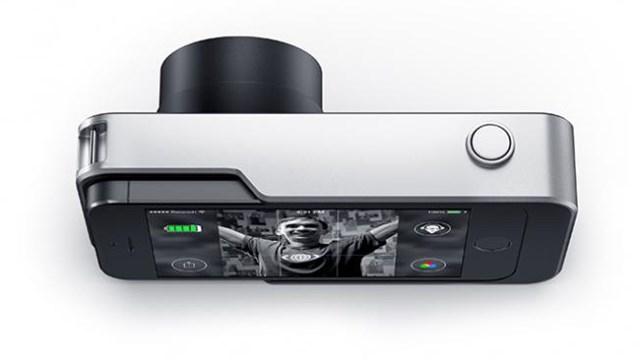 iPhoneの撮影画質を引き上げるAPS-Cセンサー内蔵デジカメケース