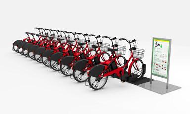 千代田区がスマホで電動自転車をレンタルできる「ちよくる」を10月1日から開始