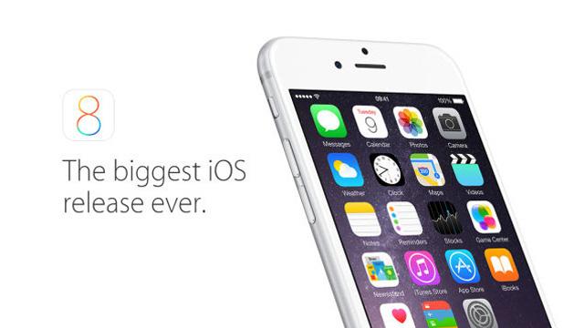 iOS 8からできるようになったこと、25こ