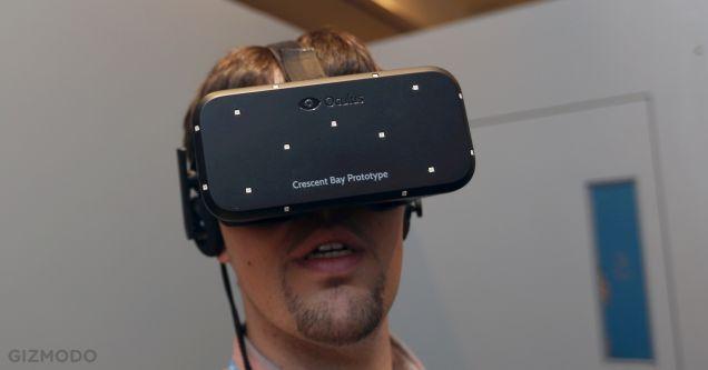 最新Oculus Rift「Crescent Bay」をトライ、またも圧巻