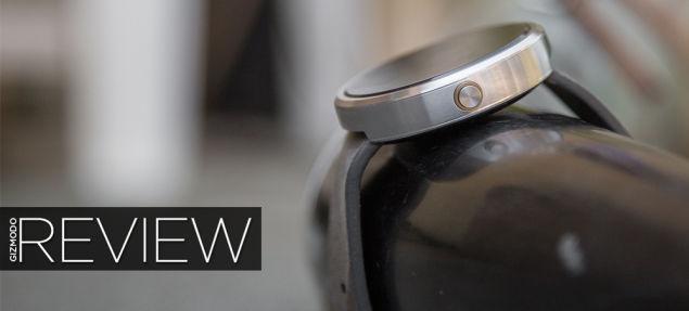 世界一きれいなスマートウォッチ、Moto 360レヴュー