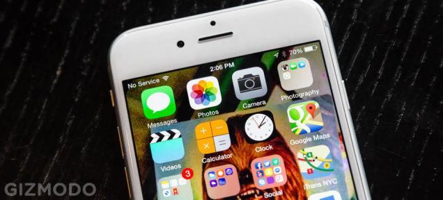 修正版iOS 8.0.1に接続不良とTouch IDのバグ。新iPhoneはまだアプデしないように