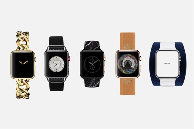 Apple Watchのベルトをファッションブランドが作るとどうなる?こうなる?
