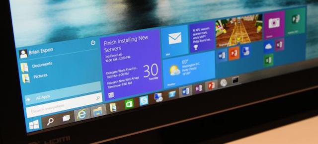 Windows 10即行ハンズオン:おかえりスタートメニュー!