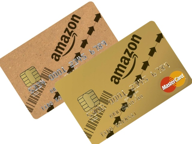 使えば使うほどAmazonポイントが貯まる! Amazonクレジットカードが大復活。