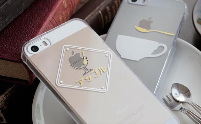 林檎が見えてるのが好き。という人のためのiPhone 5s/5用デザインケース(ギャラリーあり)