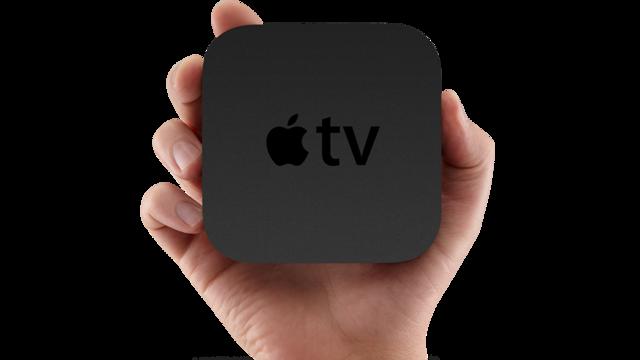 【報道】新しいApple TVが4月に発表されるとの噂
