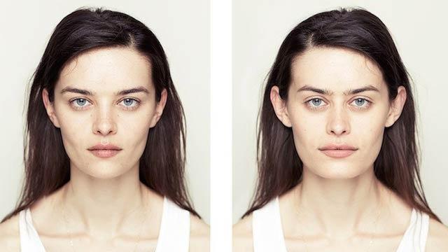 左右対称の顔は本当に美しいのでしょうか。