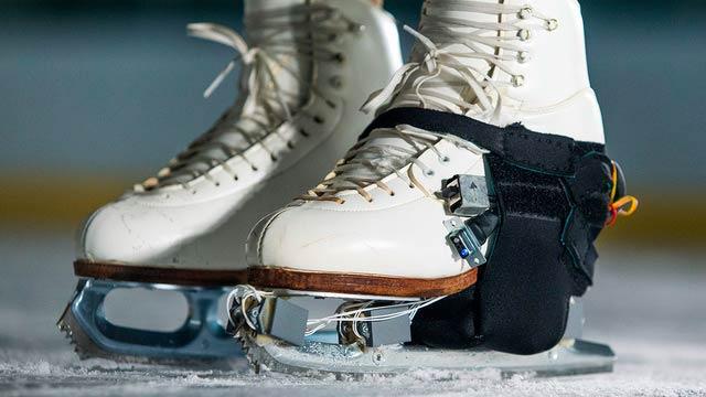 フィギュアスケートのジャンプを科学的に見る。ジャンプ後には体重の8倍もの力がかかる(動画)