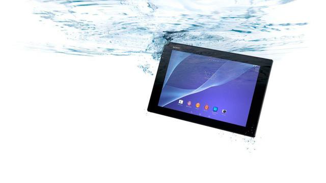 ライバルよりも極薄、軽量なタブレット! ソニーが新型「Xperia Z2 Tablet」発表!