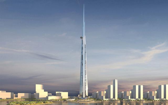完成すれば世界一の高層ビル、サウジの「キングダムタワー」は本当に建設できるのか
