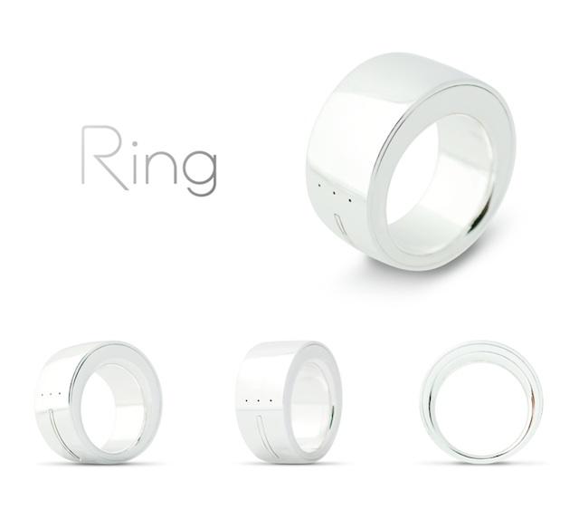 指の動きだけで完全操作! 魔法のような指輪型ウェアラブルガジェット「Ring」がプレオーダーを開始