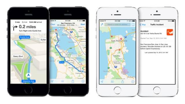 iOS 8はとにかく地図の向上に全力らしい