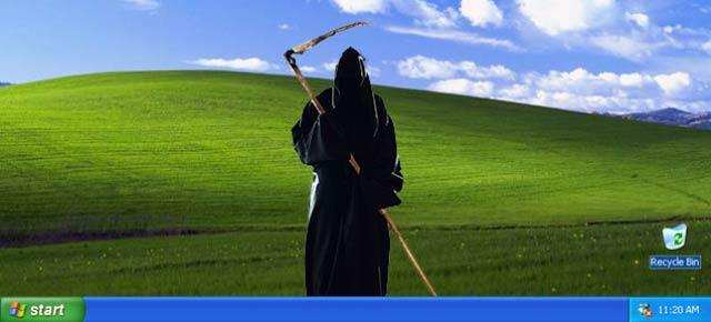 さようならWindows XP(4月9日でサポート終了)