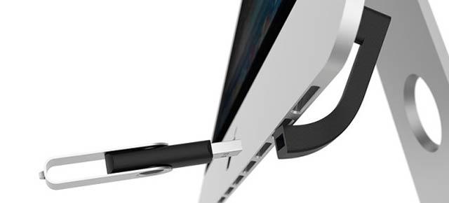 賛否両論ありそうだけど、効率的なiMac用USBアダプタ