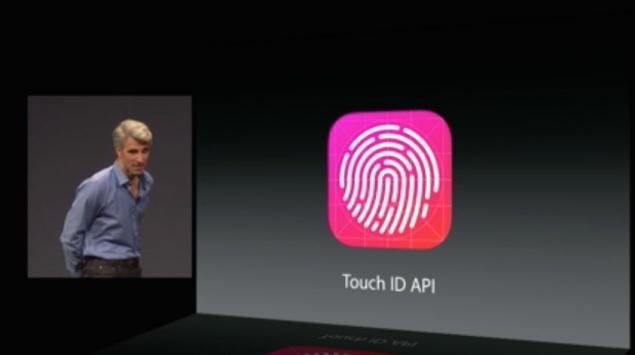 Touch ID、サードパーティアプリにも対応へ