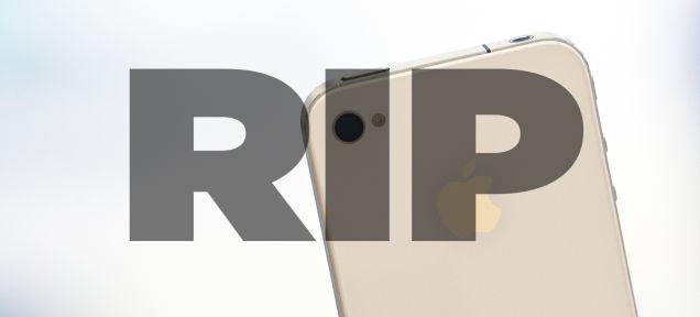 さようなら、iPhone 4! 新しいiOS 8ではiPhone 4S以上が動作対象に