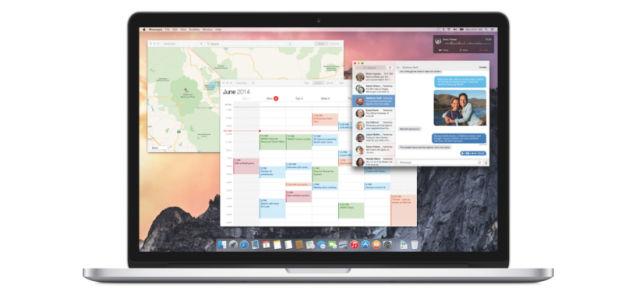新しい OS X Yosemiteをインストールするために必要なスペックリスト