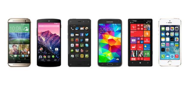 アマゾンFire Phone vs. 他社最新スマホ。比較して分かった違い