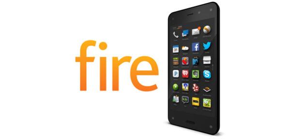 アマゾン初のスマホFire Phone、ついに発表されました