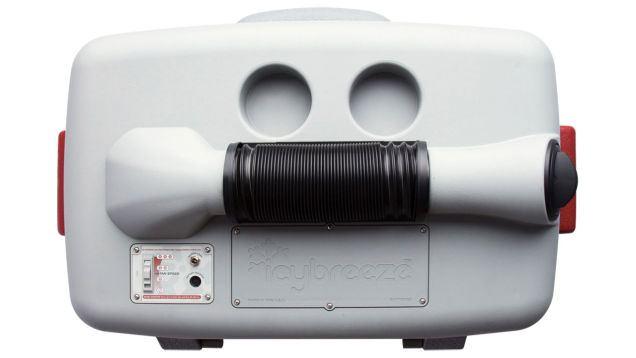 今夏最強モデル…エアコンになるクーラーボックス