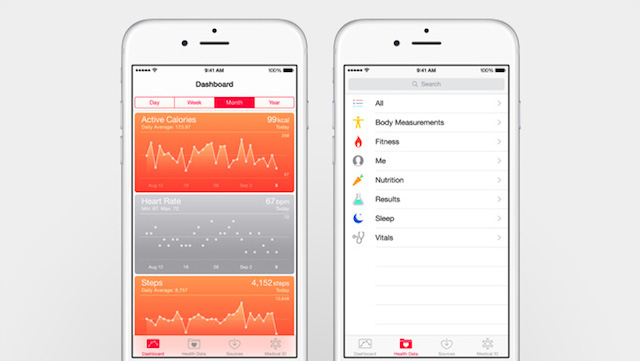 iPhone 6はM8チップ、そして気圧計も採用し上下の動きもトラッキング可能に
