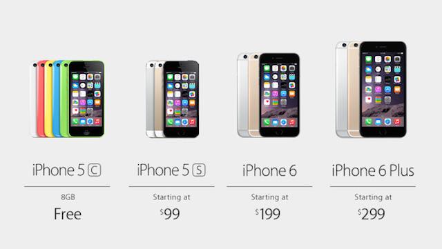 iPhone 6に興味ない? 安く買いたい? それならiPhone 5sか5cがオススメかも