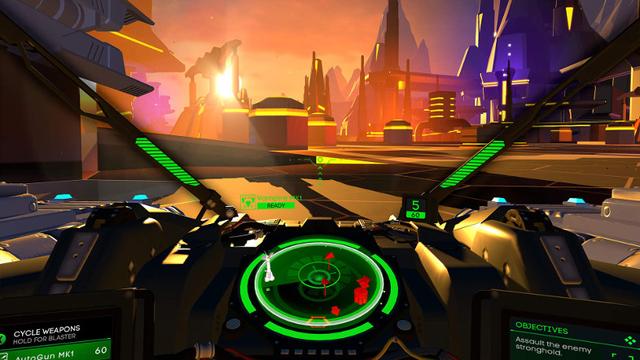 PS VRで狙う→撃つ→爆発→幸せ! 未来の戦車バトルゲーム『Battlezone』[Sponsored]